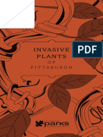 Invasive Plants of Pittsburgh