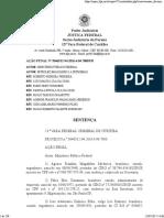 Sentenca Lula BANCOOP OAS 164A