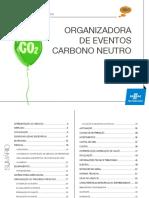 Organizadora de Eventos Carbono Neutro