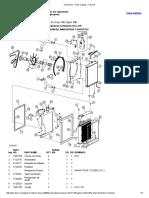 John Deere - Parts Catalog - Radiador Mangueras y Soportes