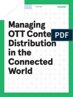 Whitepaper Managing Ott in the Connected World