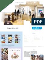 Rapport AnnuelCASDEN 2012(Web)
