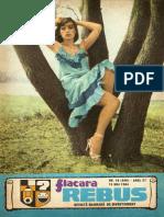 Rebus Flacara 15 Mai 1984