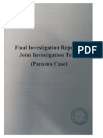 Panama Case JIT Full Report to SC Jul 2017