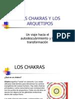 Los Chakras y Los Arquetipos Version.2