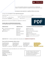 Doc ID Sheets