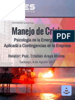 3240 Manejo de Crisis