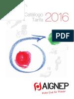 Catalogo AIGNEP