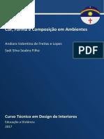 Caderno DI(Cor, Forma e Composição 2017.1)