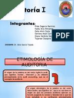 Auditoría i Presentacion