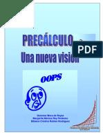 Precalculo Una Nueva Vision