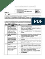 Silabo de Derecho de La Competencia y Regulatorio 2017-i (Post)