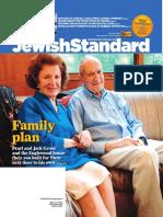 Jewish Standard, July 14, 2017
