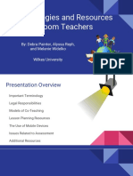 ELL Strategies and Resources for Teachers