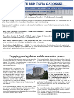 Galonski July ENL 2017 - Legislative Update