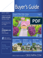 Coldwell Banker Olympia Real Estate Buyers Guide July 8th 2017