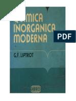 Quimica Inorganica Moderna Liptrot