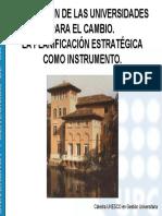 Planif Estrategica en Las Universidades FrancescSole
