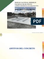 Clase Sobre Aditivos Arquitectura (1)
