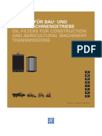 ZF CAT eBook Oil-Filters-Construction-Agricultural-Machinery-Transmissions V01 50114 201607 In