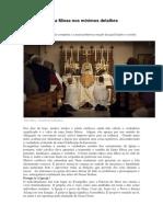 Entenda a Santa Missa Nos Mínimos