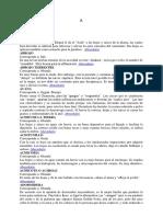 Completo Diccionario Botanico de Ossain