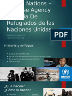 United Nations – Refugee Agency
