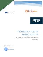 Technology Jobs in Massachusetts