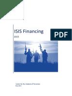 ISIS Financing 2015 Report