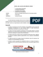 INFORME Nº01 10-2015