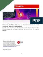 Detección de fallas internas en transformadores en aceite utilizando termografía infrarroja-ITC.pdf
