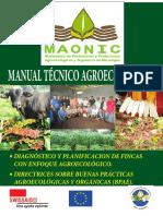 Manual Técnico Agroecológico MAONIC