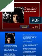 Desagravio a Freddie Mercury