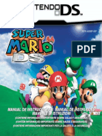 Manual NintendoDS SuperMario64DS ES