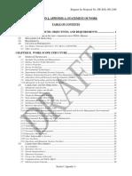 DRAFT de-SOL-0011206 Section J Appendix a Statement of Work (1)