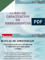 Curso de Capacitacion de Herramientas (201311)