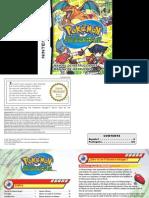 Manual NintendoDS PokemonRanger ES
