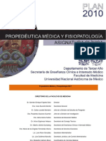 5 Prop Med y Fisiopatologia