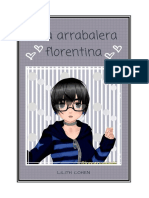 Una Arrabalera Florentina - Segunda Edición