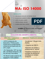 Iso 14000 Actual