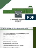 Condusef Buró de Entidades Financieras