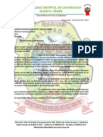Cartas 2017 Secretaria
