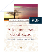 Esther Hicks & Jerry Hicks - A Lei Universal Da Atracao