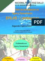 Exposición Epilas - Perusan 2008