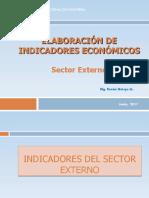 Clase N° 6 ELABORACIÓN DE INDICADORES - Sector Externo UNI (1).pdf