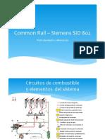 Common Rail e28093 Siemens Sid 8021