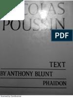 Nicolas Poussin. a. Blunt
