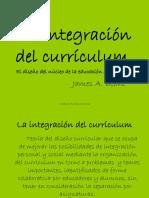 La Integración Del Currículo P.P
