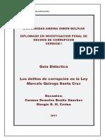 Guia Didactica Corrupcion I