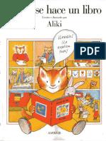 Cómo Se Hace Un Libro_Aliki